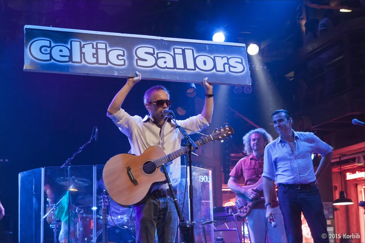 Celtic Sailors au Billy Bob's