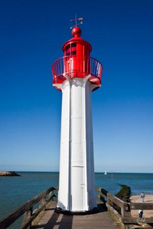 Le phare de Trouville